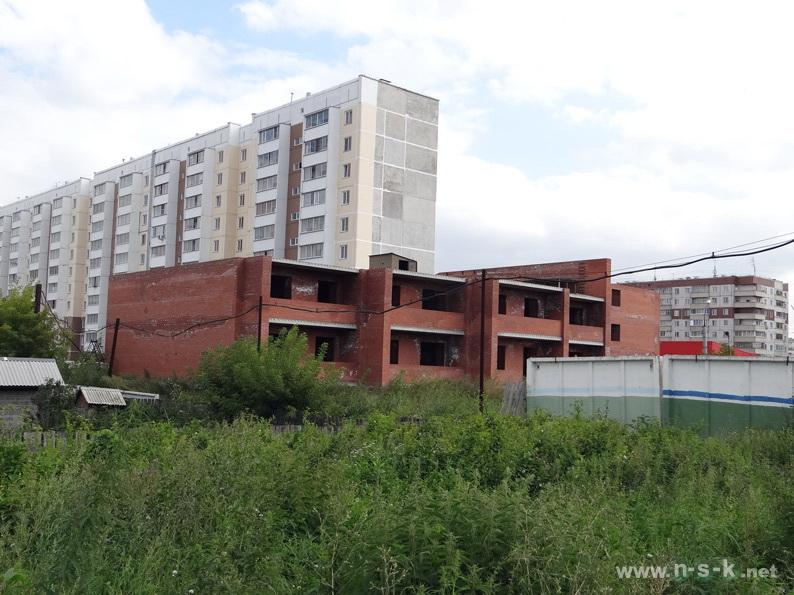 Волховская, 33а стр (кирпичная секция) III кв. 2013
