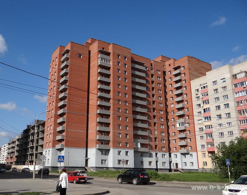 Пархоменко, 104 III кв. 2013
