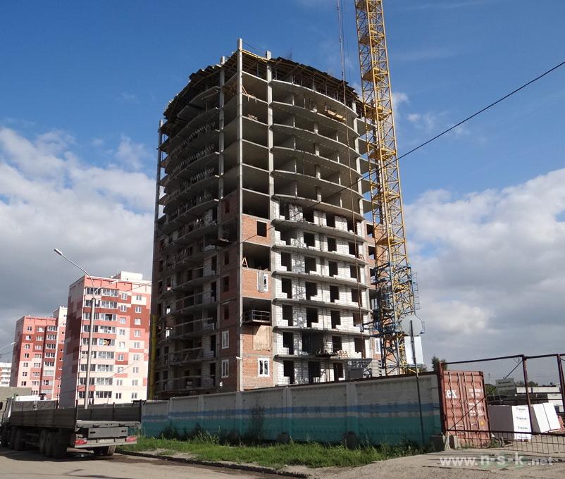 Пархоменко, 27 (25/1 стр) III кв. 2013