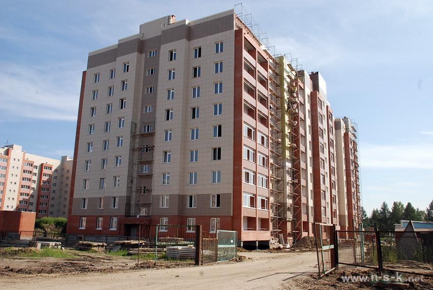 Краснообск, 110 III кв. 2013