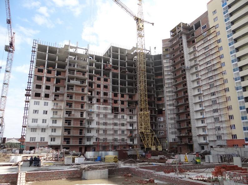 Костычева, 74, 74/1 III кв. 2013