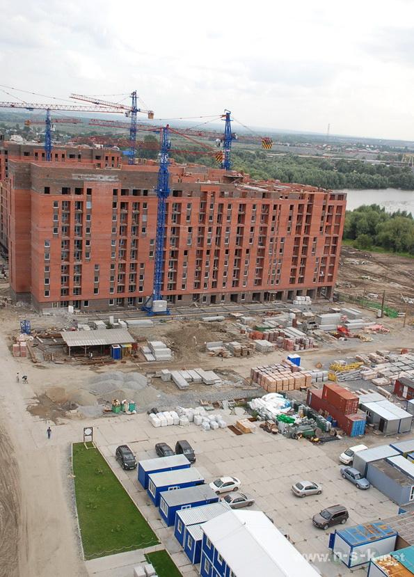 Большевистская, 126 (ГП 2) III кв. 2013