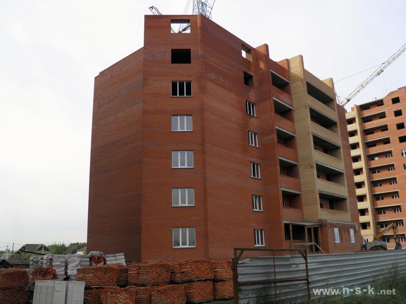 Титова, 253/2 стр (дом №2) III кв. 2014