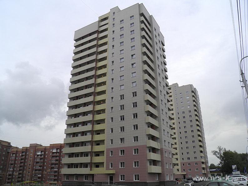 Первомайская, 228 (232/1 стр) III кв. 2014