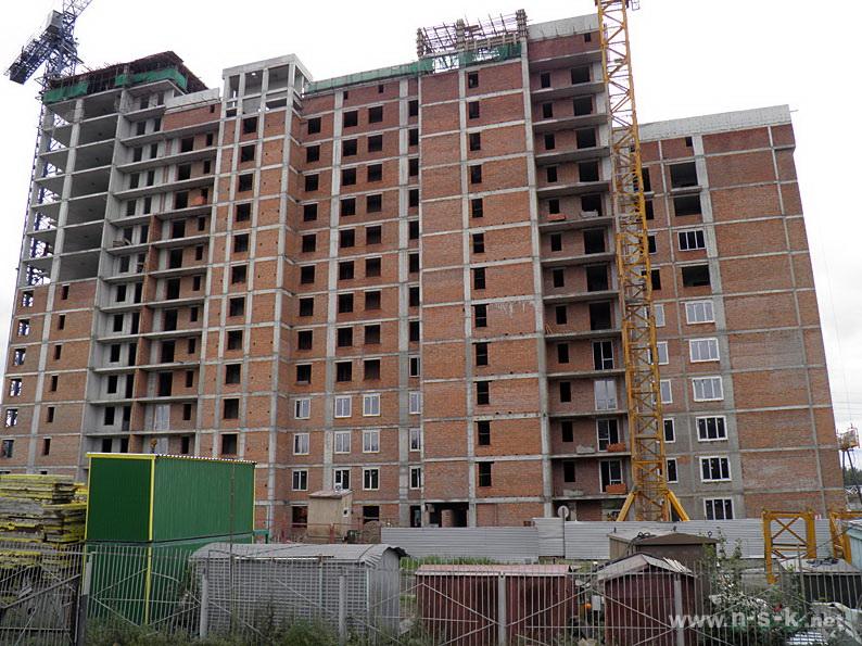 Русская, 38 III кв. 2014