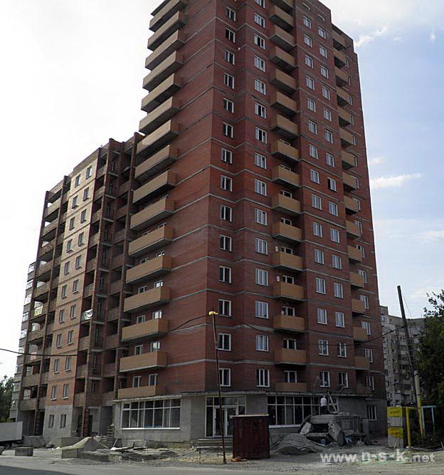 Красина, 60 III кв. 2014