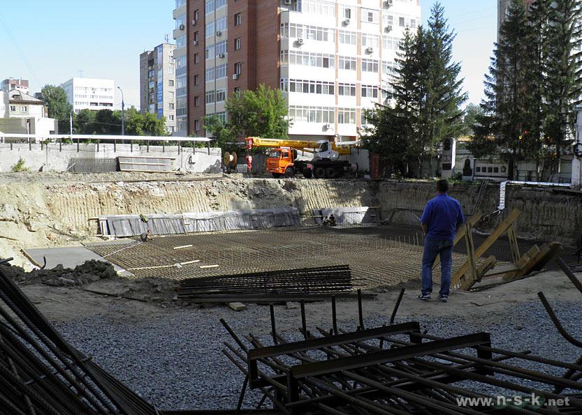 Карамзина, 53 III кв. 2014