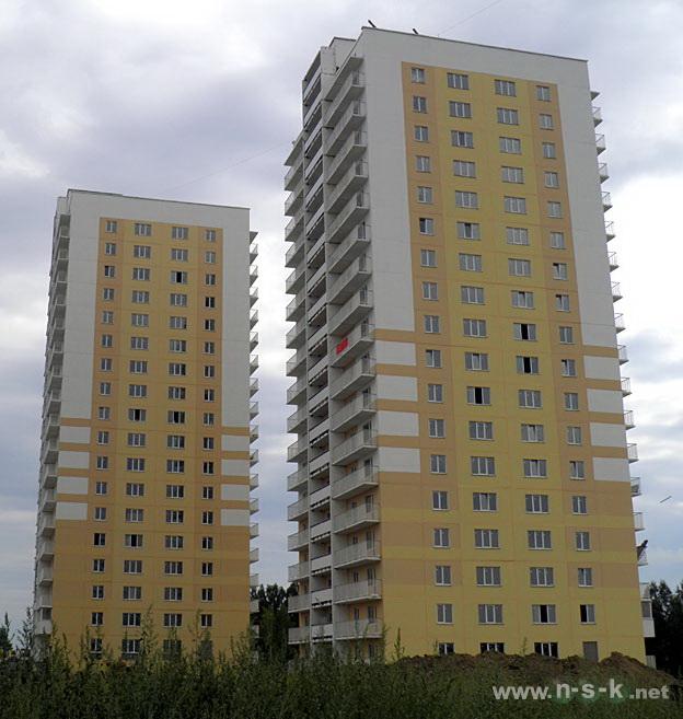 Татьяны Снежиной, 35, 37 (Высоцкого, 39, 40 стр) III кв. 2014