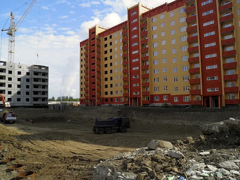Пролетарская (Ключ-Камышенское Плато), 271/4 к2 III кв. 2014