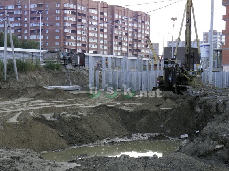 Обская 2-я, 154/4, 3 этап 3 кв. 2015