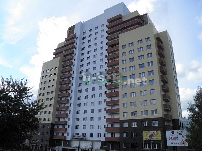 Краснообск, 56 3 кв. 2015