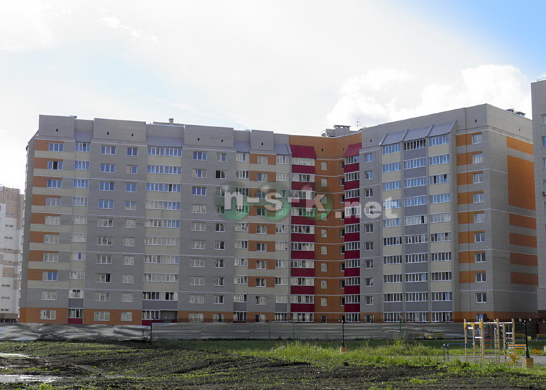 Краснообск, Западная, 227 3 кв. 2015
