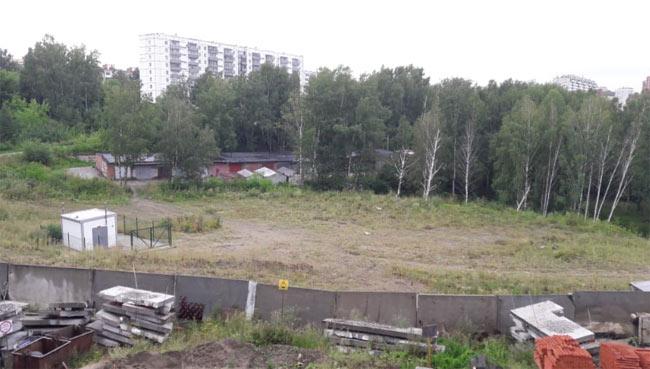 Выборная, 101/9 (101/8 стр) фото со стройки лето-осень 2020