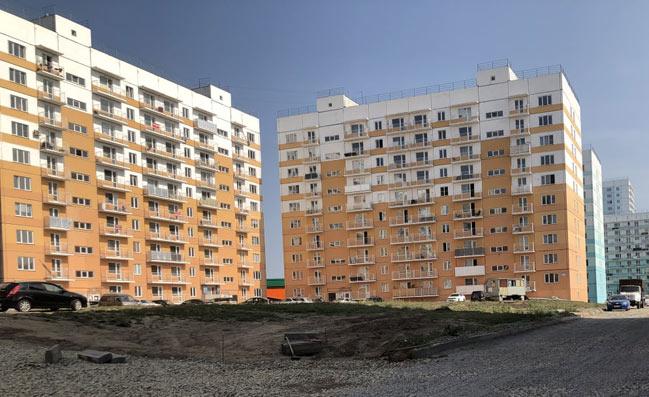 Бронная, 39 фото со стройки лето-осень 2020