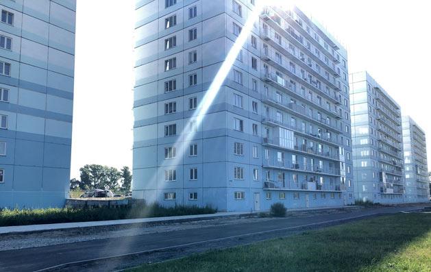 Бронная, 44, 45 фото со стройки лето-осень 2020