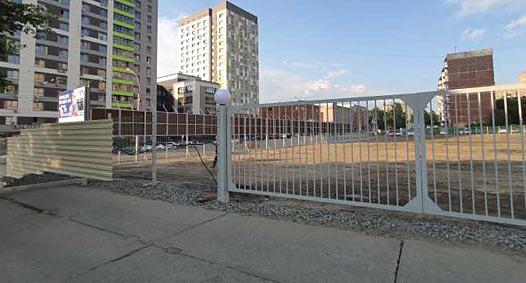 Нарымская, 1 стр (Железнодорожная, 18) фото со стройки август 2021