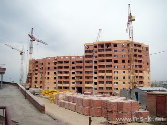 Стартовая, 4 фото динамика строительства