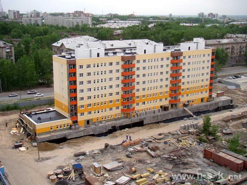 Горский микрорайон, 18 фото динамика строительства