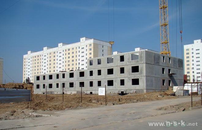 Высоцкого, 52/1 (52/2 стр) фото динамика строительства