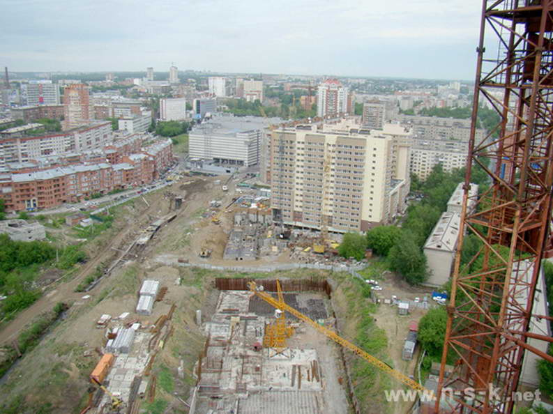 Галущака, 17 фото динамика строительства