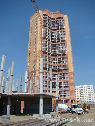 Высоцкого, 43 фото динамика строительства