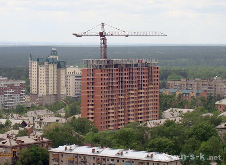 Вавилова, 3 фото динамика строительства
