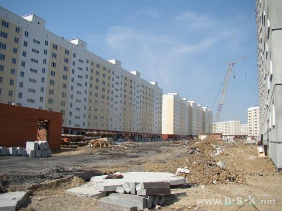Татьяны Снежиной, 46, 48 (Высоцкого, 21, 25) фото динамика строительства