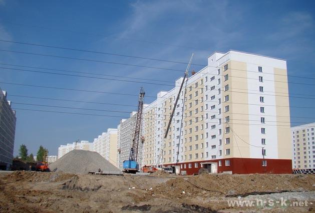 Татьяны Снежиной, 51 (Высоцкого, 20) фото динамика строительства