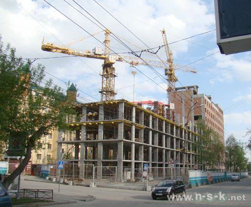 Советская, 8 фото динамика строительства
