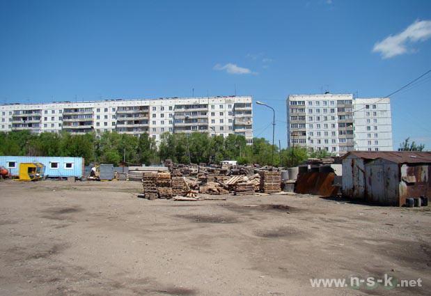 Сержанта Коротаева, 1 (Комсомольская, 18 стр) фото динамика строительства
