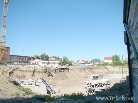 Костычева, 74, 74/1 фото динамика строительства