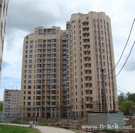 Российская, 8 фото динамика строительства