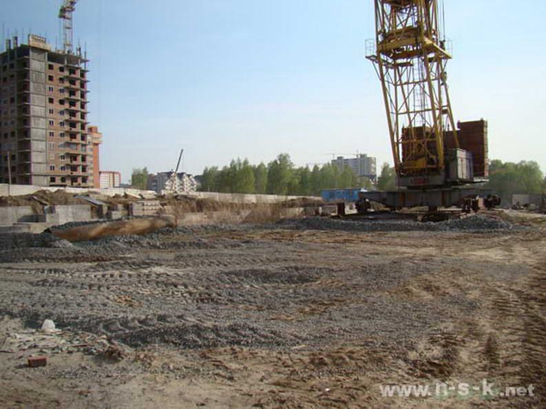 Выборная, 91/4 (99/1 стр) фото динамика строительства