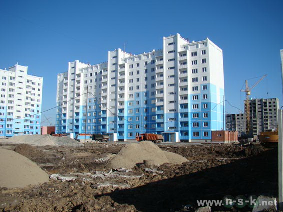Спортивная, 6 (Забалуева, 6 стр) фото динамика строительства