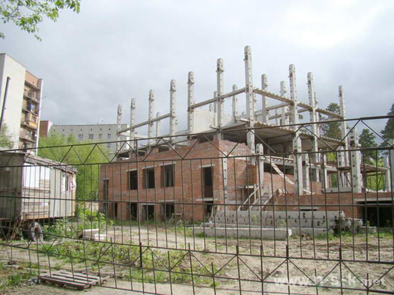 Залесского, 6 стр фото динамика строительства