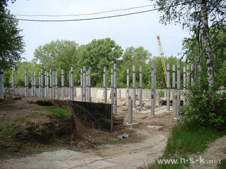Беловежская, 4 (2/1 стр) фото динамика строительства