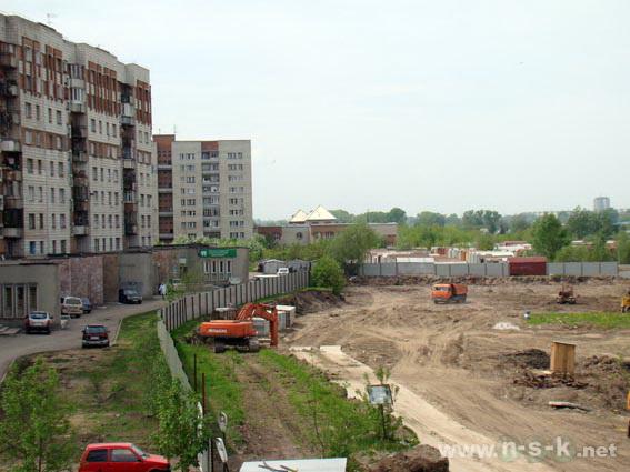 Сибиряков-Гвардейцев, 44/7 фото динамика строительства