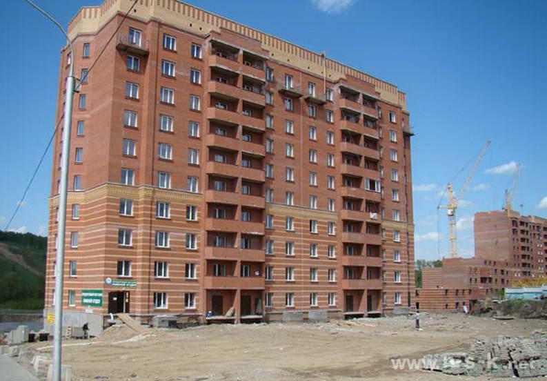 Первомайская, 236 фото динамика строительства