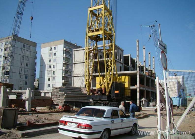 Кропоткина, 130/6 (132 стр) фото динамика строительства