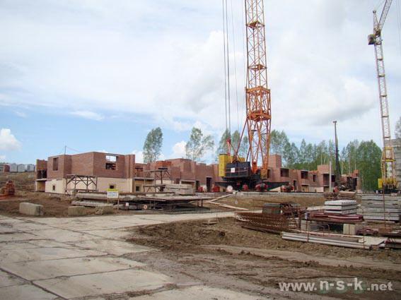 Молодежная, 8 (Никольский проспект, 9 стр) фото динамика строительства