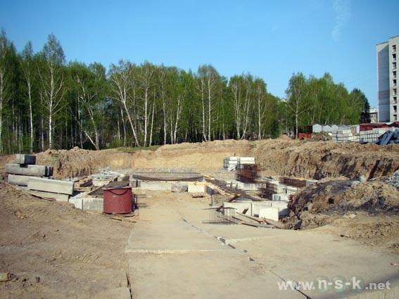Выборная, 105/2, 105/3 фото динамика строительства