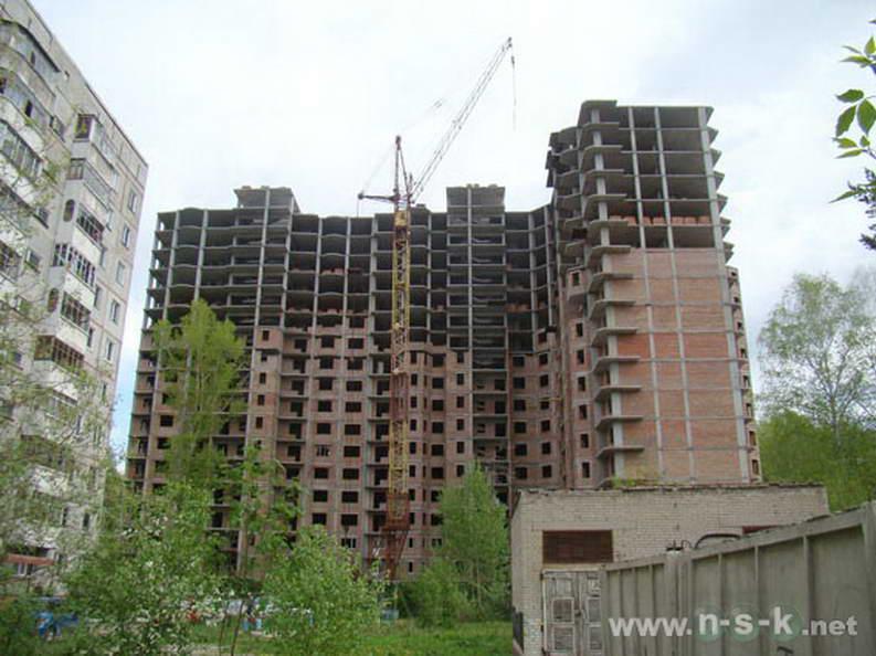 Иванова, рядом с д.35 фото динамика строительства