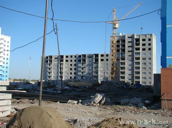 Спортивная, 8 (Забалуева, 8 стр) фото динамика строительства