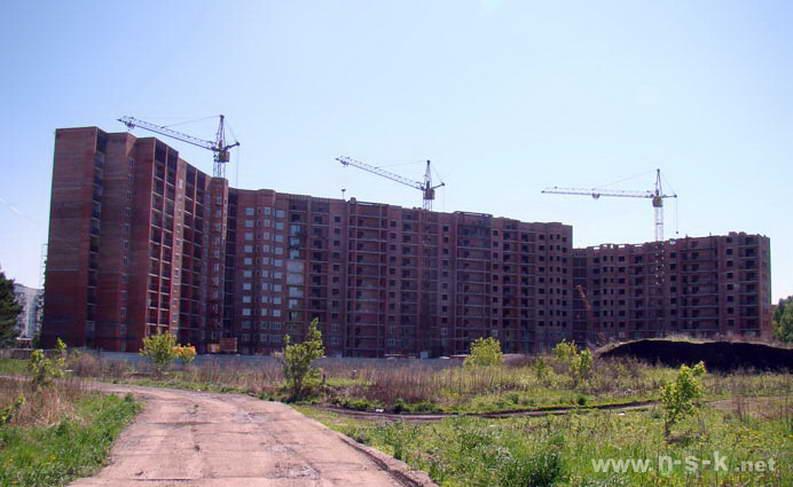 Краснообск, Западная, 233 фото динамика строительства