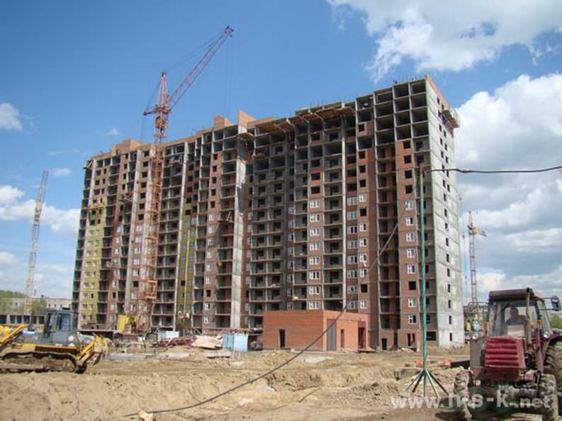 Березовая, 13 (Березовая, 1 стр) фото динамика строительства