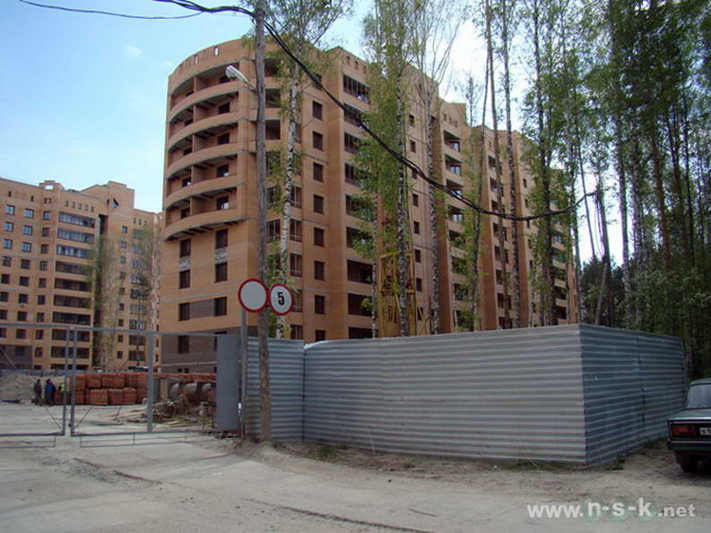 Академика Коптюга проспект, 19 II кв. 2012