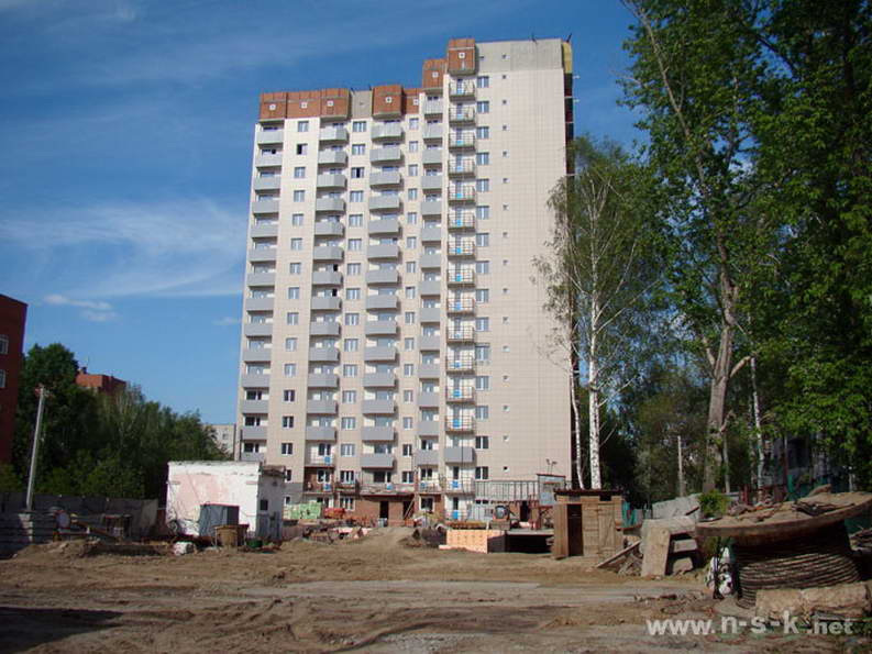 Дмитрия Донского, 24/1 II кв. 2012