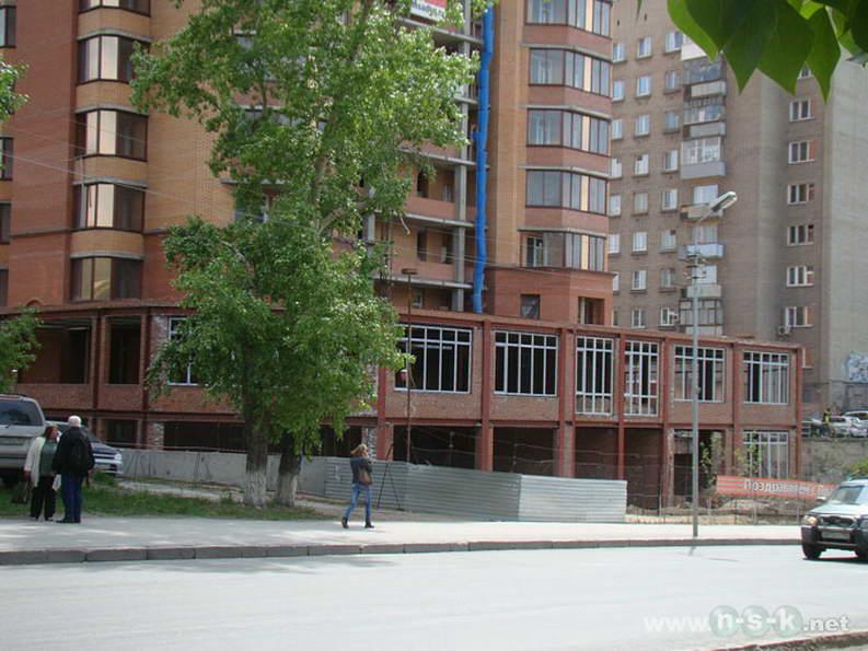 Кропоткина, 104а стр II кв. 2012