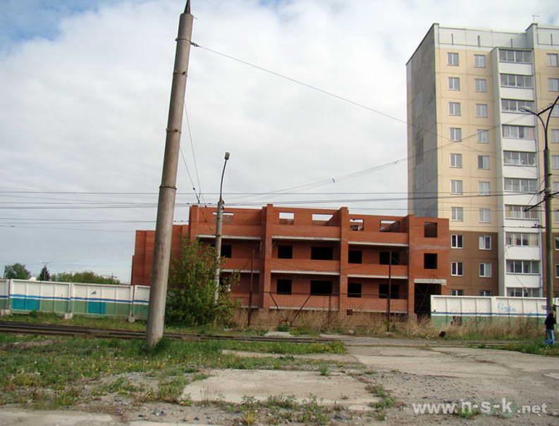 Волховская, 33а стр (кирпичная секция) II кв. 2012
