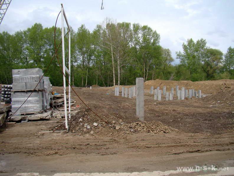 Сибиряков-Гвардейцев, 44/7 II кв. 2012